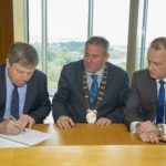 N11 N25 Oilgate to Rosslare contract signing 4