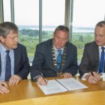 N11 N25 Oilgate to Rosslare contract signing 6