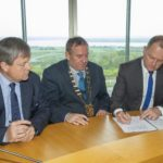 N11 N25 Oilgate to Rosslare contract signing 8